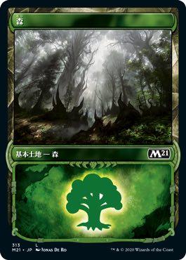 基本土地 森