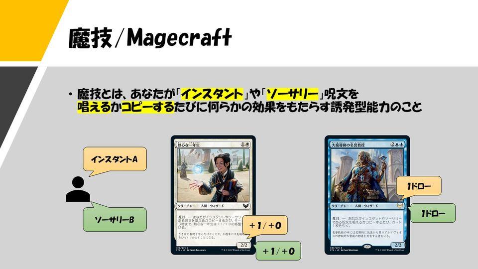 魔技/Magecraft
